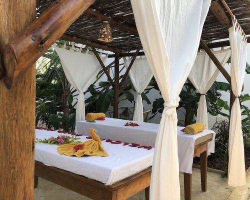 Aluna Nungwi | Activities | Massage Corner